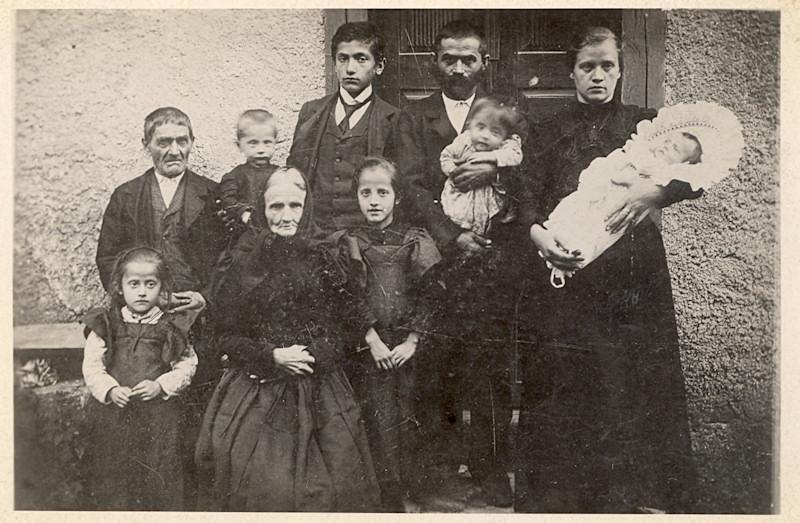 famiglia di Bevk