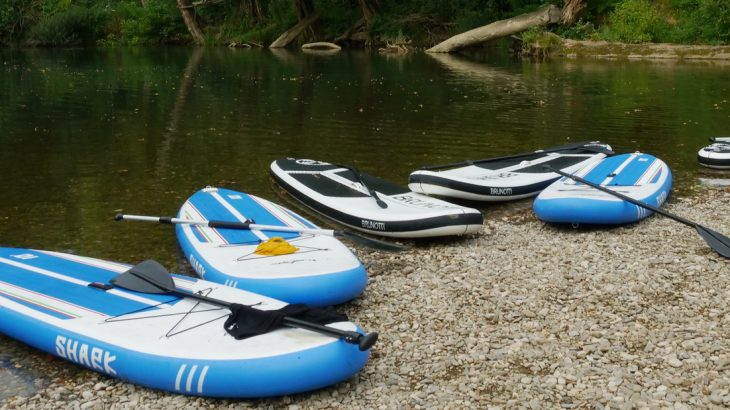 VIpava SUP Adventure