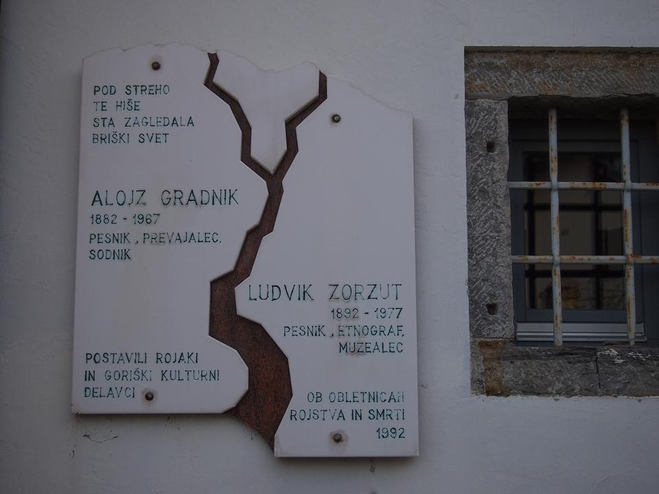 Casa di Gradnik a Medana