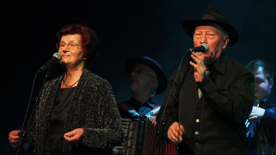 I genitori di Vlado con la Beltinška Banda