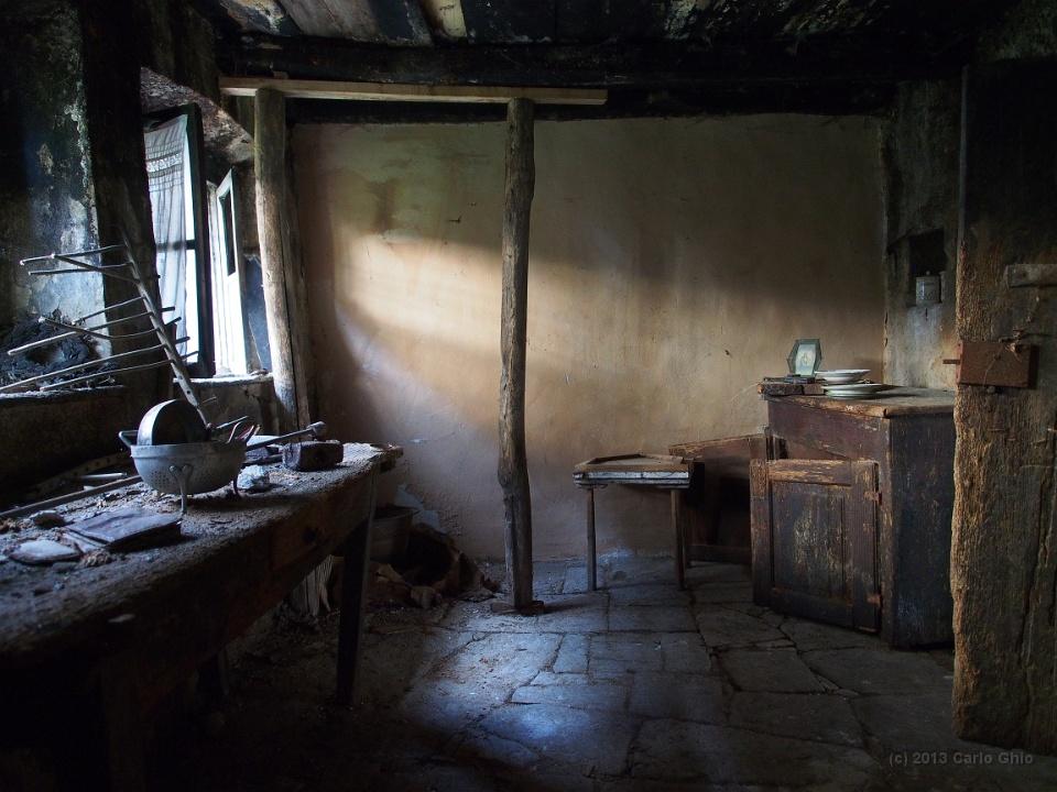 Robidi e un 39 oasi di pace e natura slovely for Disegni di case abbandonate