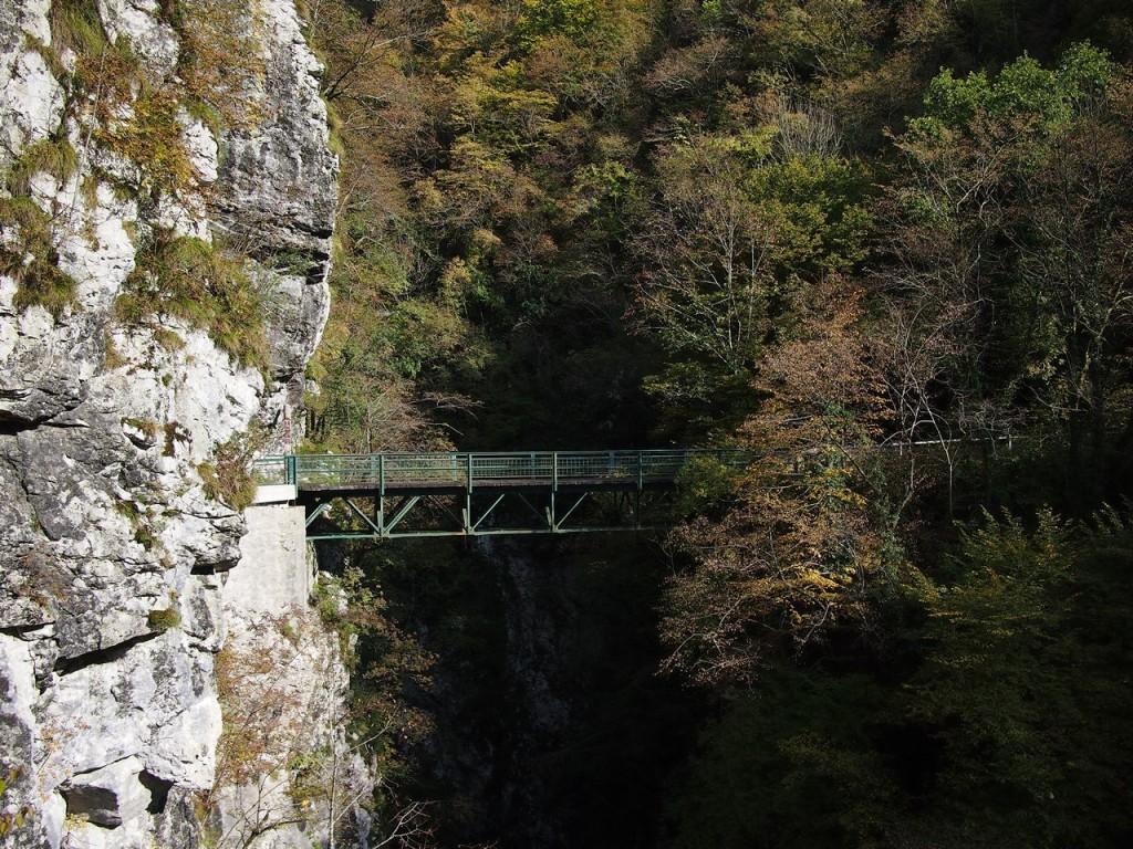 Il ponte del Diavolo - Hudičev most