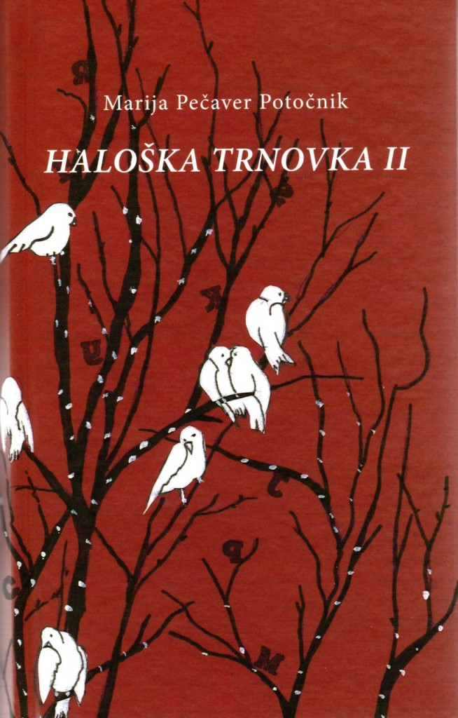 "Il libro di poesie ""Haloška trnovka II"""