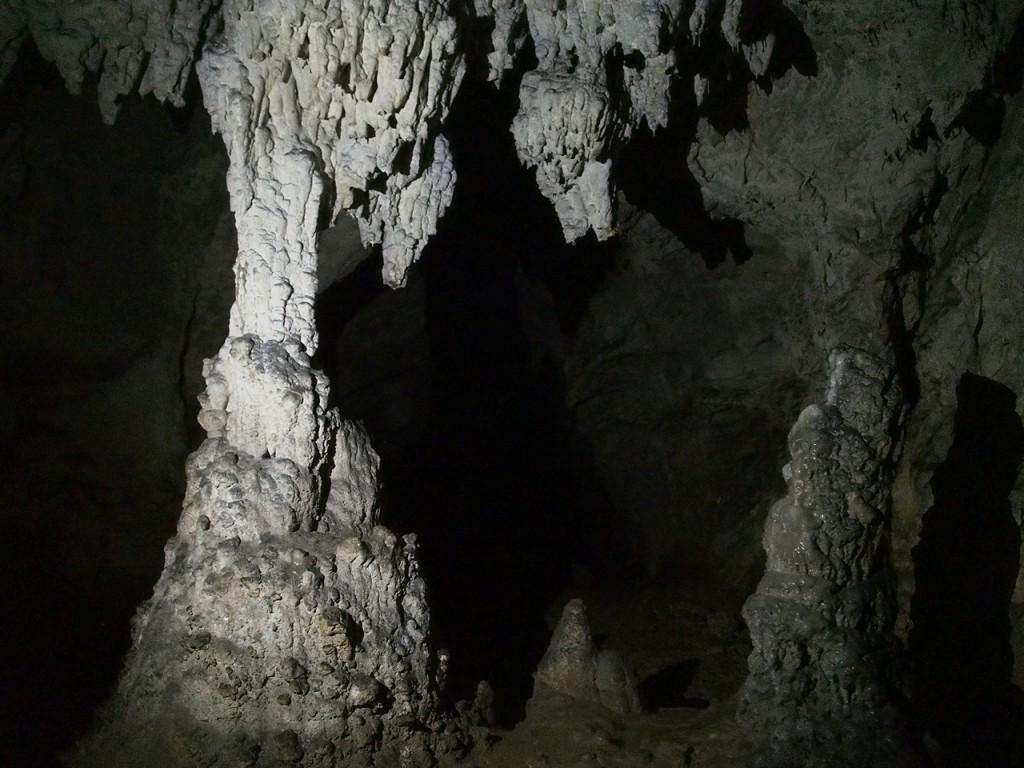 All'interno delle Zelške jame