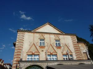 Glavni trg, con l'impronta inconfondibile di Plečnik