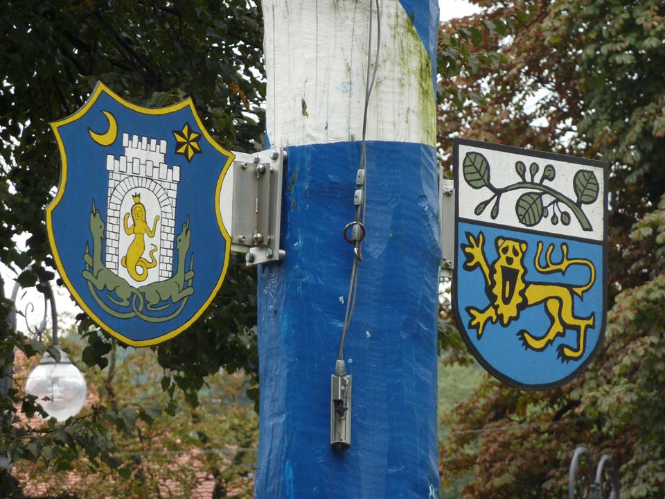 Veronika è anche nel simbolo di Kamnik