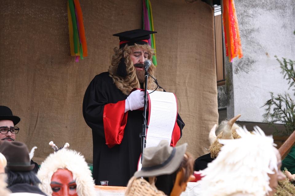 Il giudice del carnevale - Laufarji