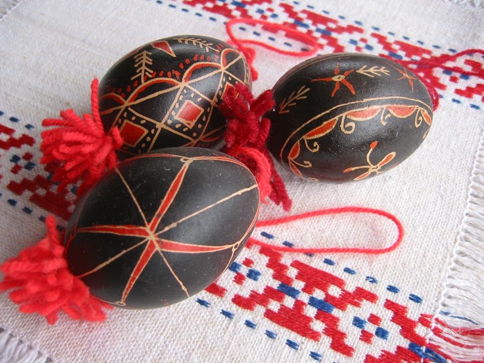 Belokranjske pisanice - Pirhi