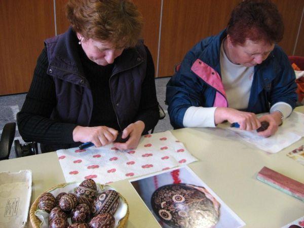 Preparazione delle drsanke - Pirhi
