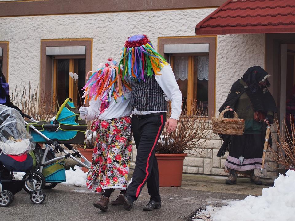 """ta lepi"" - Carnevale di Drežnica"