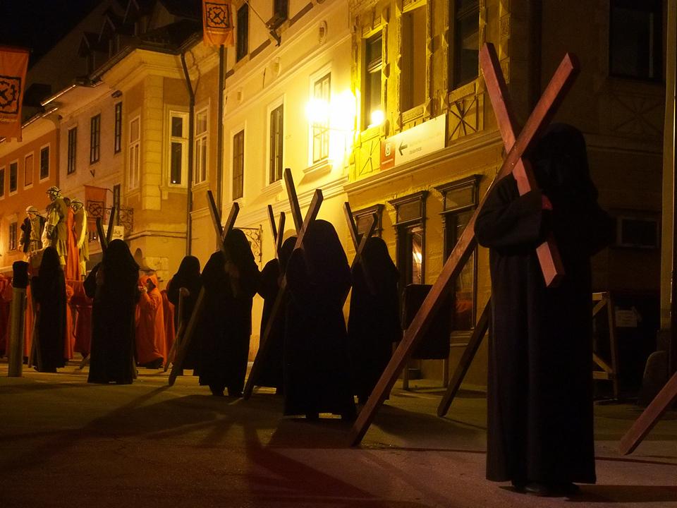 i penitenti - Škofjeloški pasijon