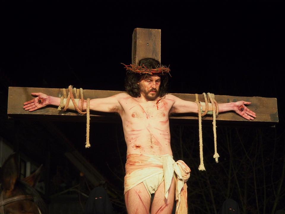 La Croficssione di Gesù - Škofjeloški pasijon