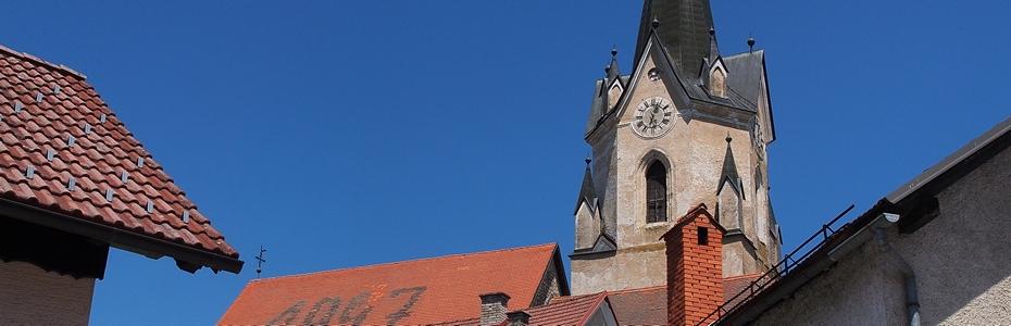 Šentrupert, gioiello del gotico sloveno 1