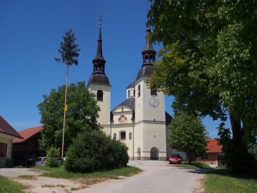 Cerkev sv. Frančiška Ksaverija na Veseli Gori
