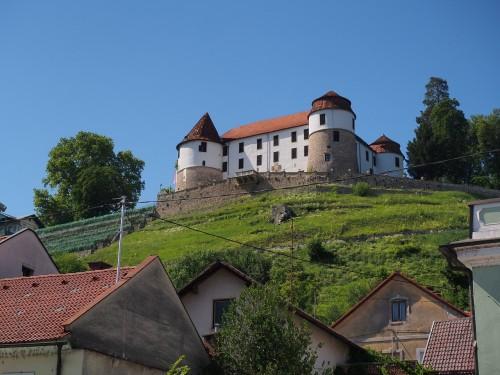 il castello di Sevnica