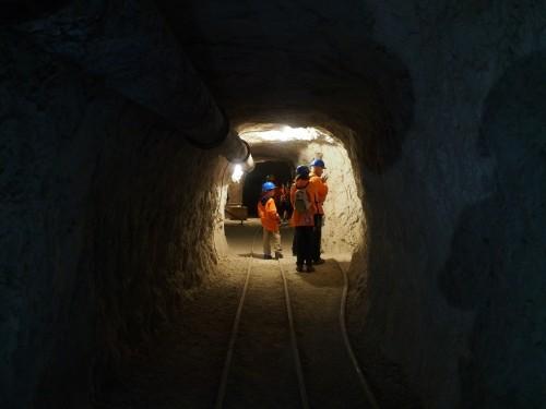 galleria della miniera