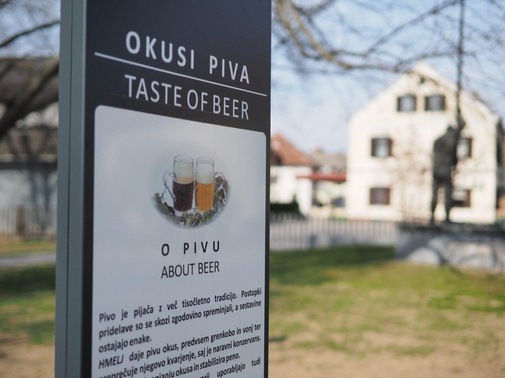 Il motivo di cotanta opera: la birra!