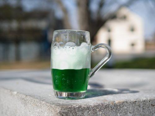 la bizzarra, ma buona, birra Zeleni Štajerc