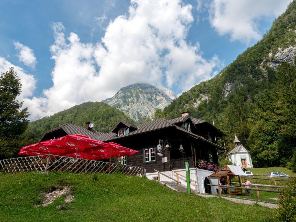 Dom v Kamniški Bistrici