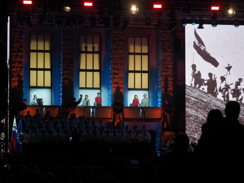 Celebrazioni per i 70 anni di Nova Gorica