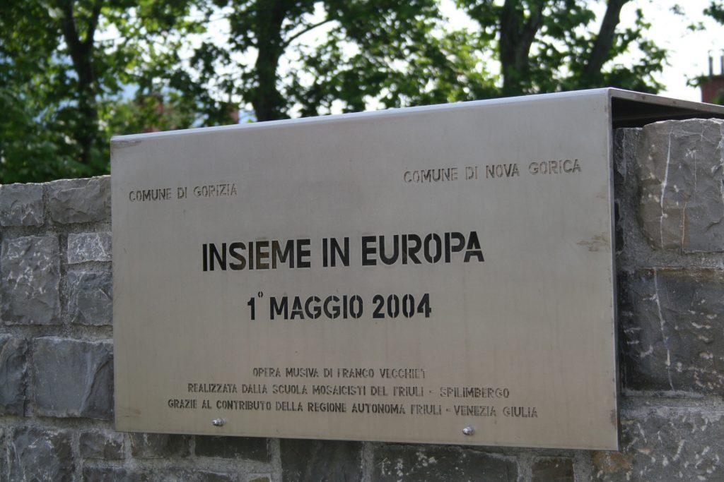 Gorizia e Nova Gorica: finalmente insieme in Europa!