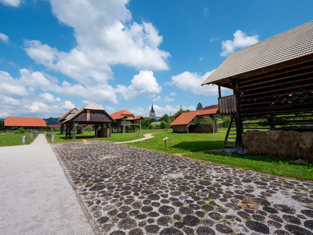 Museo dei Kozolec - Šentrupert