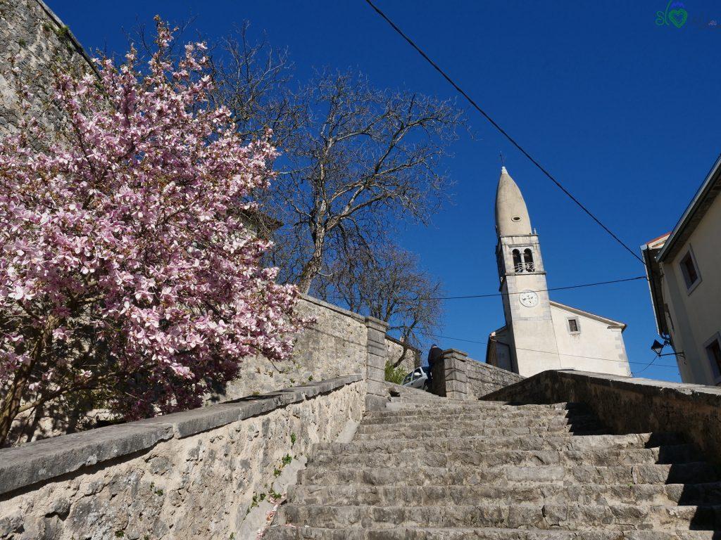 Štanjel - la parrocchiale di San Daniele