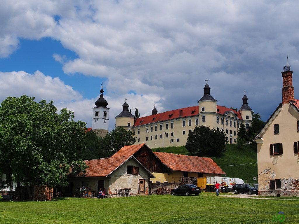 Il castello di Velika Nedelja