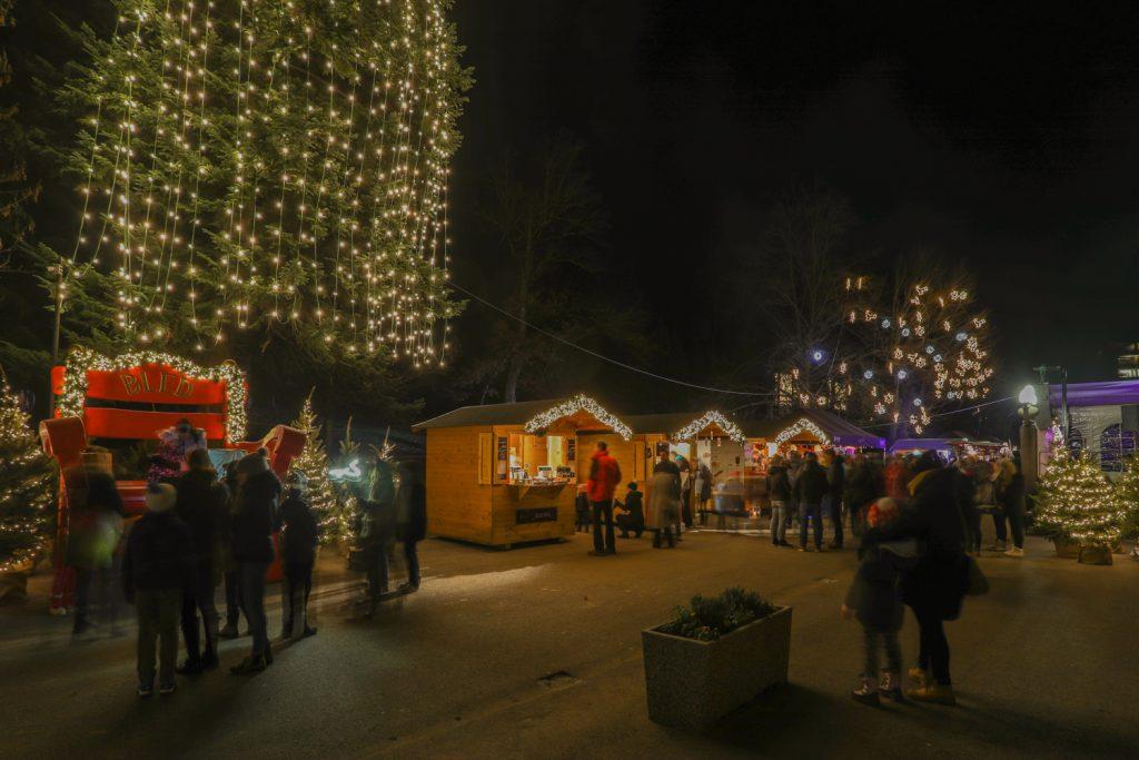 I mercatini di Natale a Bled