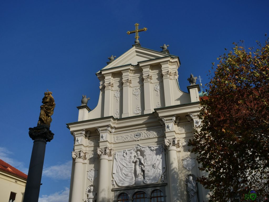 Il convento dei minoriti a Ptuj