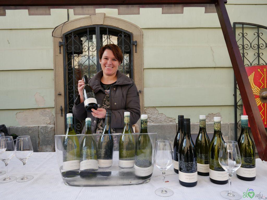 Gli ottimi vini Fürst