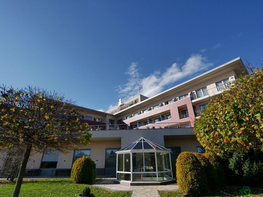 Il Grand Hotel Primus delle Terme Ptuj
