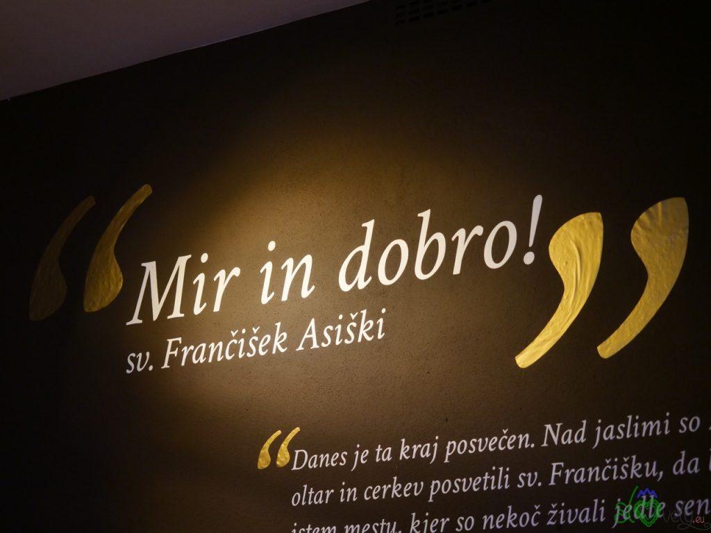 Pace e bene, il messaggio di San Francesco d'Assisi