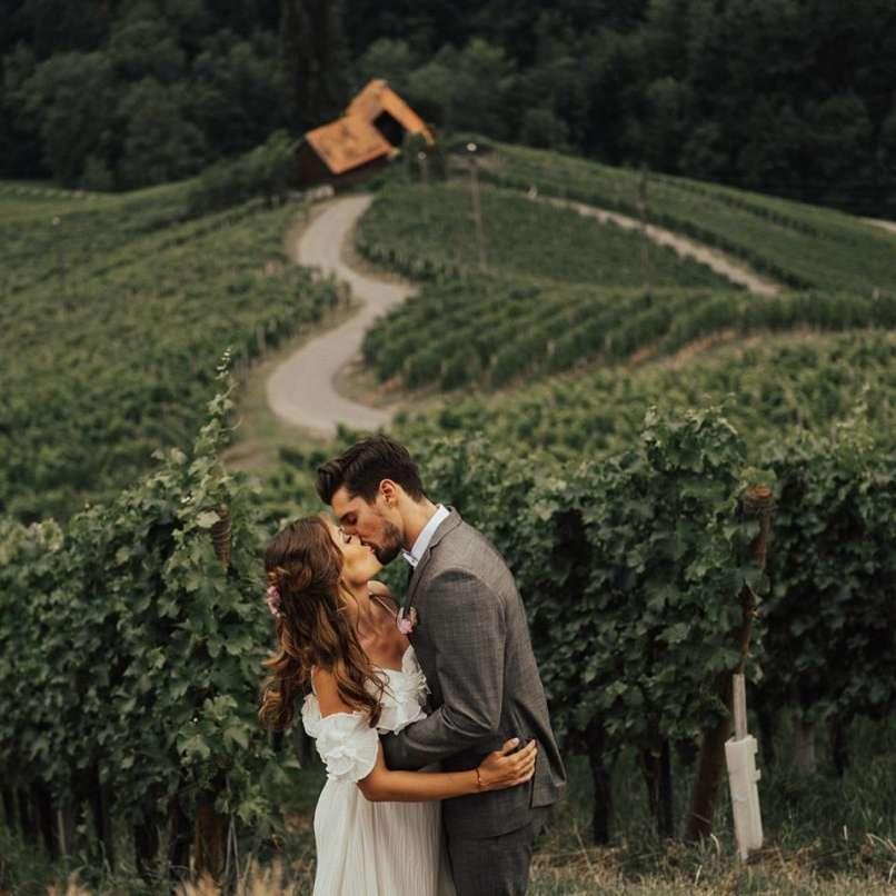 La foto di nozze di Luka Šulič dei 2Cellos - (c) Mariborinfo.com