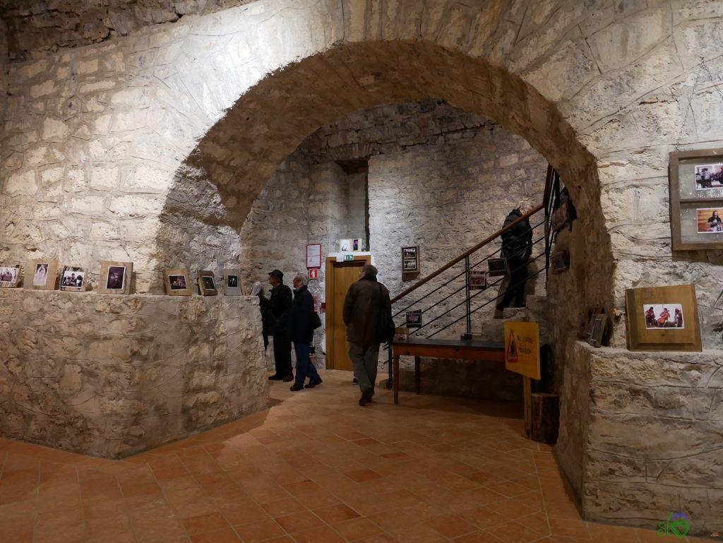 La cantina del castello