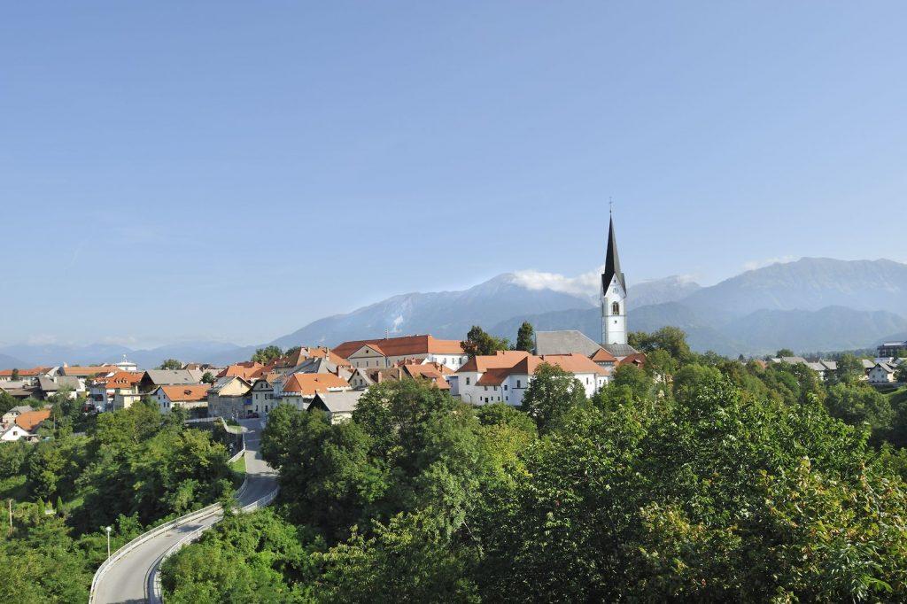 Veduta di Radovljica (c) Slovenia.info