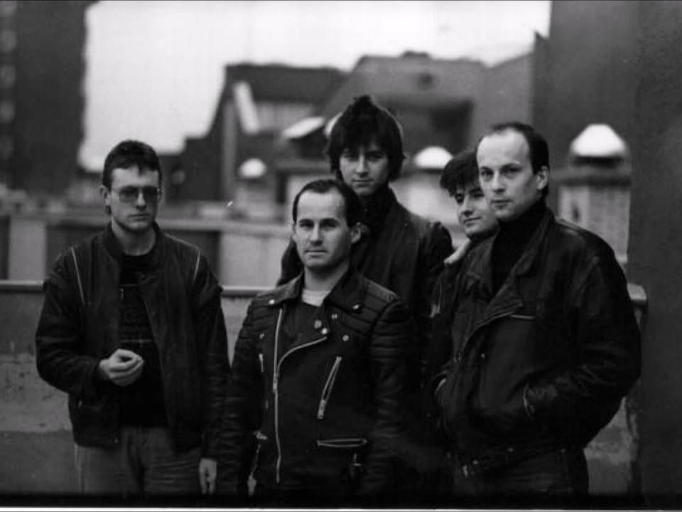 La leggendaria rock band dei Martin Krpan