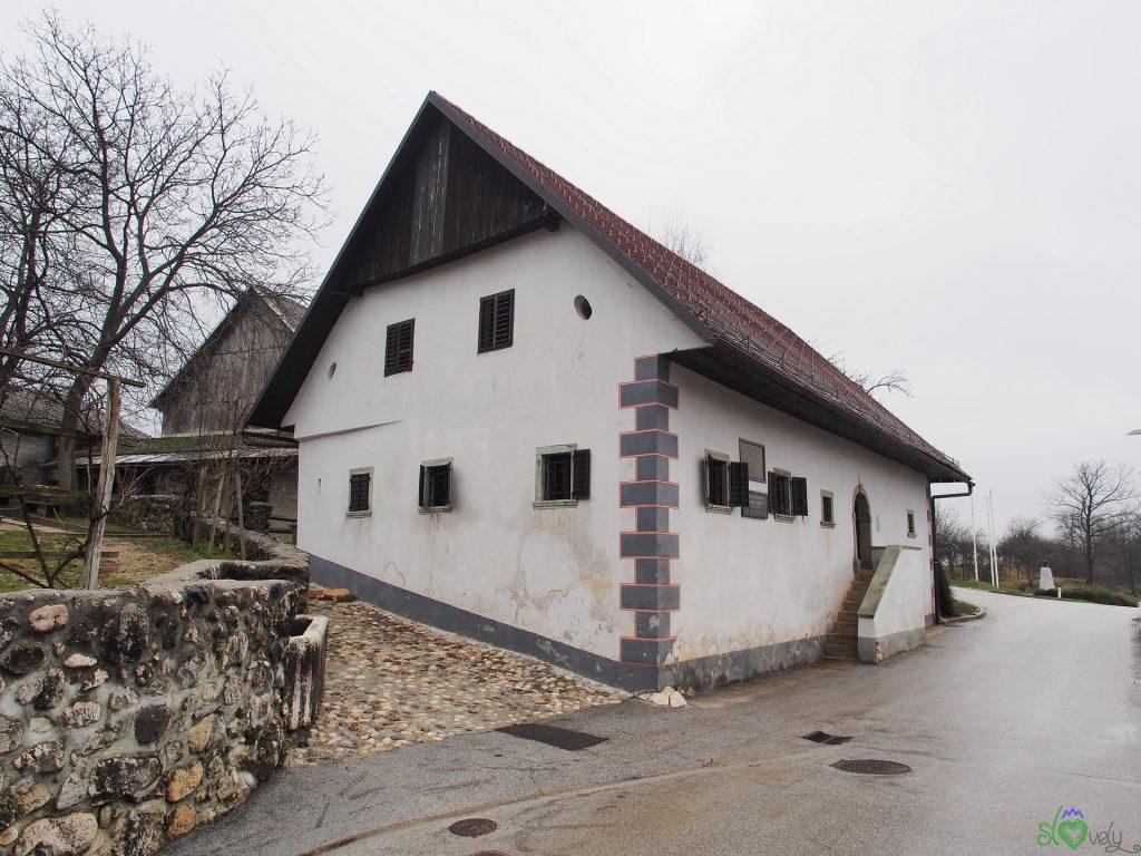 La casa natale del poeta