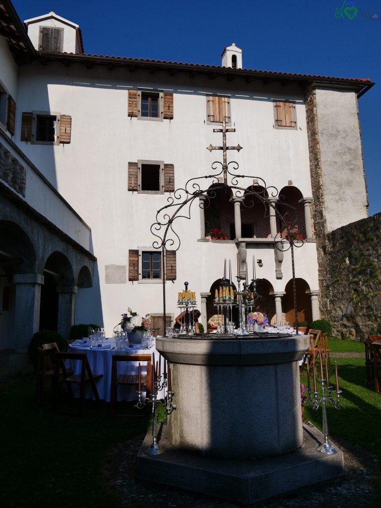 L'antico pozzo del castello