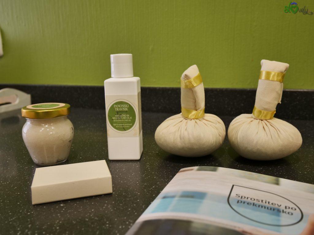Olii di semi di zucca vengono usati anche per i massaggi.