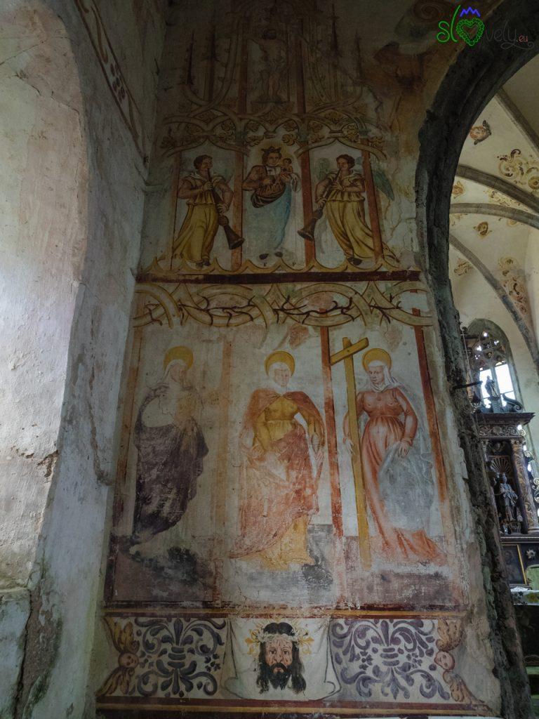 Sant'Anna e Volfango: 2 chiese nel cuore della Koroška 1