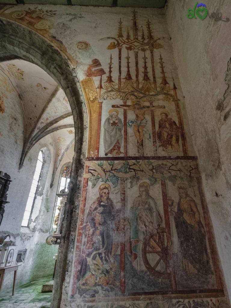 Sant'Anna e Volfango: 2 chiese nel cuore della Koroška 3