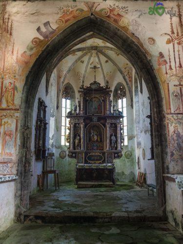Sant'Anna, Leše - Koroška