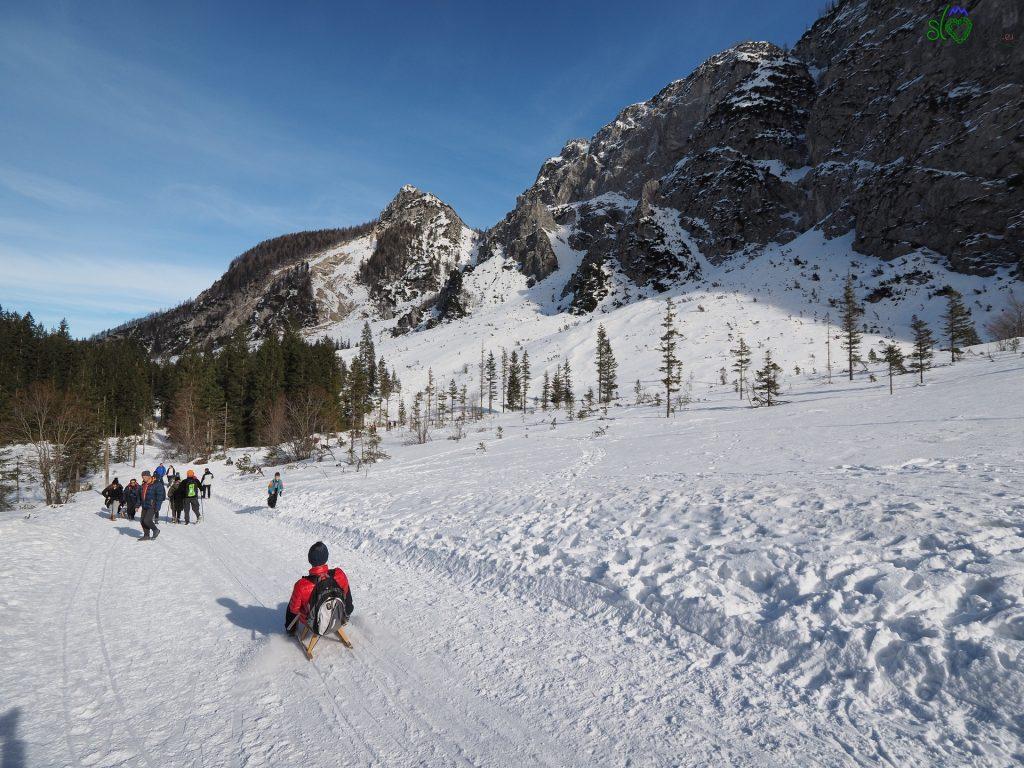 Da Planica alla valle Tamar nell'idillio invernale 1