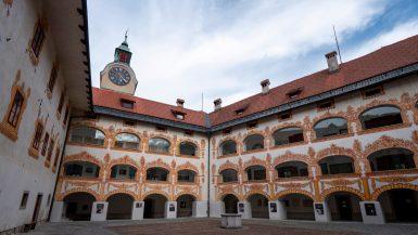 Grad Gewerkenegg, Idrija