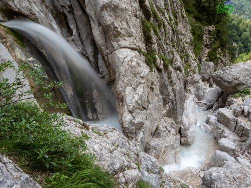 Alla scoperta delle spettacolari cascate del Martuljek 6