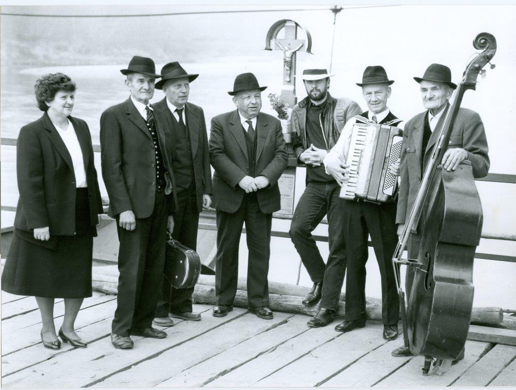 La storica Beltinška Banda di Vlado Kreslin.