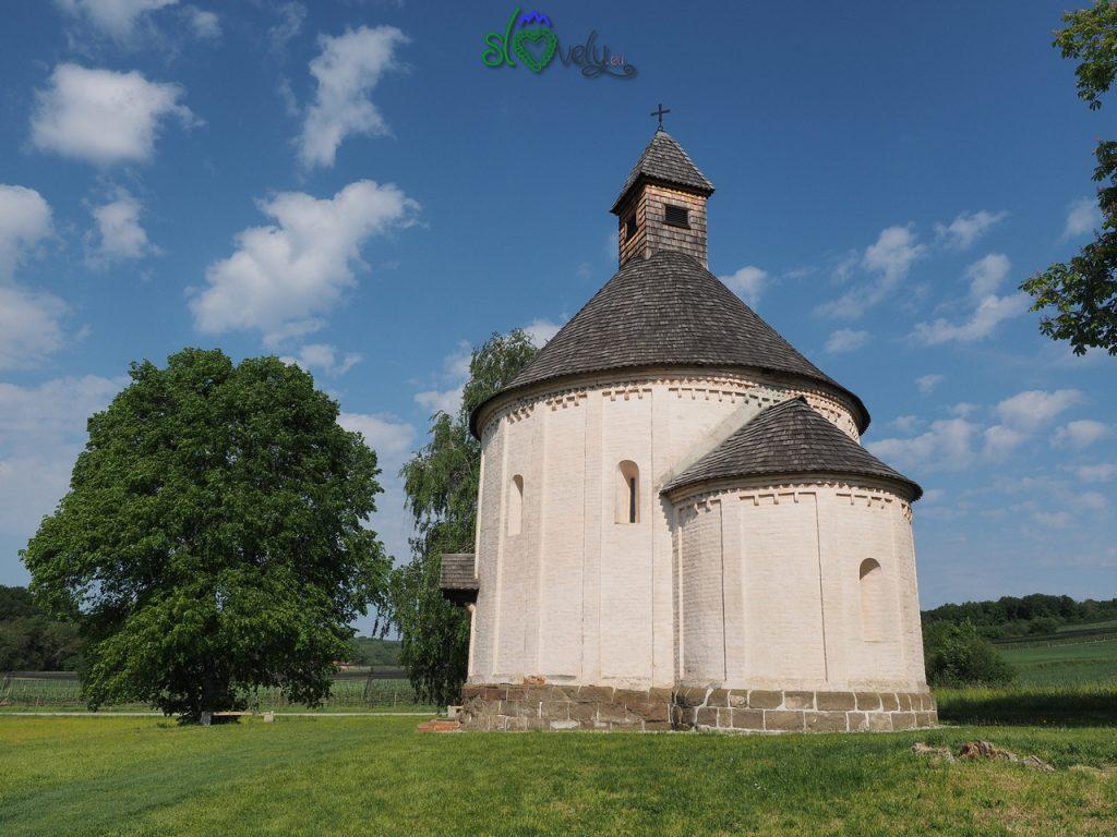 La Rotunda di Selo. Pomurje.