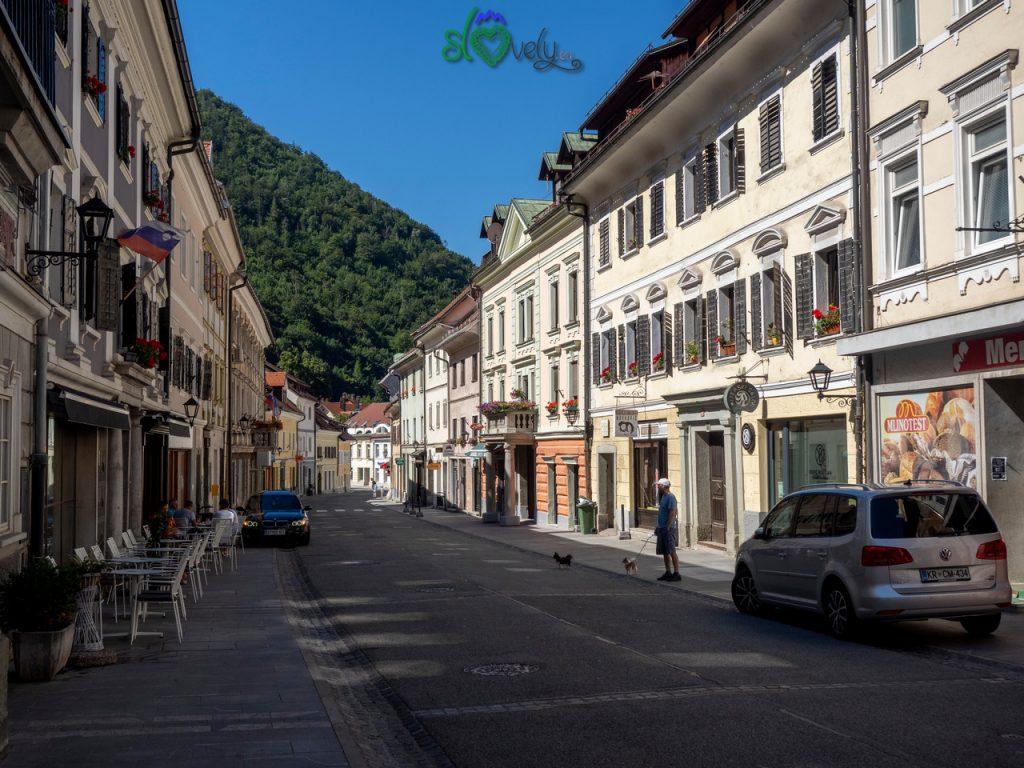 Trg Svobode, il cuore di Tržič.