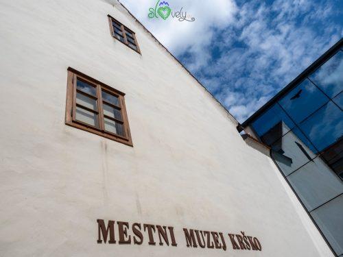 Il museo civico di Krško.